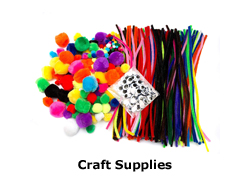 Educational Products: Craft Supplies Category