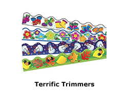 Educational Products: Terrific Trimmers Category