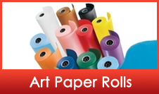 Educational Products: Art Paper Rools Category