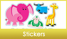 Educational Products: Stickers Category